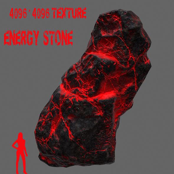Glowing_Rock - 3DOcean Item for Sale