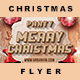 Christmas Party Flyer Template – vol III