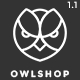 Owlshop - Responsive shopify theme - ThemeForest Item for Sale