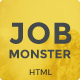 Jobmonster - Job Board HTML Template