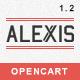 Alexis - Responsive OpenCart Theme