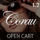 Corau - Fashion Responsive OpenCart Theme
