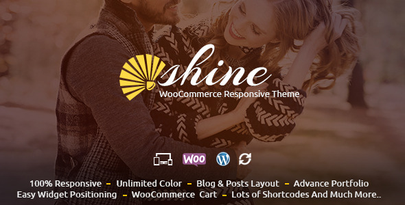 Download Shine - WooCommerce Responsive Theme nulled download