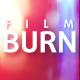 Film Burn Transitions