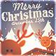 Santas Christmas Party Flyer Template