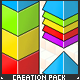 Pixel Creation Pack - GraphicRiver Item for Sale