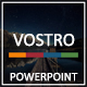Vostro Powerpoint Presentation Template