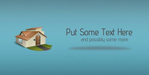 After Effects Project - VideoHive Icon & Text Animation HD 20015