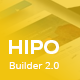 Hipo - Multipurpose Email Template + Builder 2.0