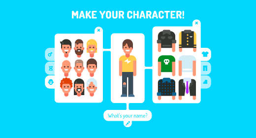 Make Your Male and Female Character