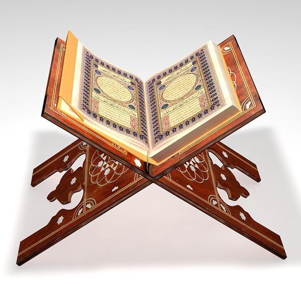 3DOcean Quran 13714570