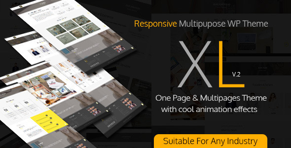 XL - Multipurpose LayersWP Child Theme