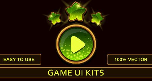 Game UI Kits