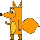 Cartoon Comic Logo