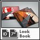Look Book Template - 7x7in