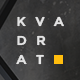 Kvadrat - Contemporary Portfolio