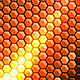 Hexagon mosaic waving reflectors - VideoHive Item for Sale