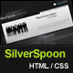 SilverSpoon - ThemeForest Item for Sale