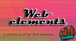 My Web elements