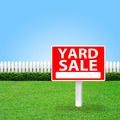 Yard Sale sign - PhotoDune Item for Sale