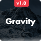 Gravity - Responsive Email + Online Builder