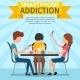 Smartphone, Social Media And Internet Addiction