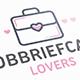 Job Love Logo Template