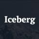 Iceberg - Personal Content-focused Blog Theme