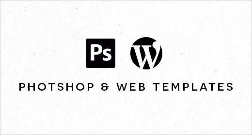 Photoshop & Web Templates