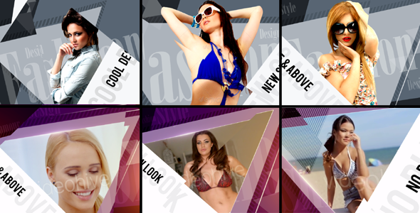 Fashion Model Promo