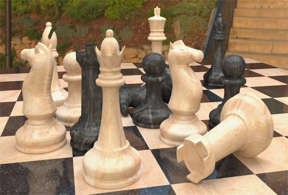 chess - 3DOcean Item for Sale