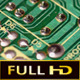 Electronic circuit 2 - VideoHive Item for Sale