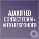 Contact Form With Custom Auto Responder