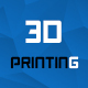 3D Printing - 3D Print & Scan Technology Template