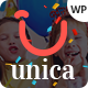 Unica - Event Planning Agency Theme - ThemeForest Item for Sale