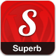 Superb - powerful wordpress theme
