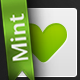 Mint Icon Set - GraphicRiver Item for Sale