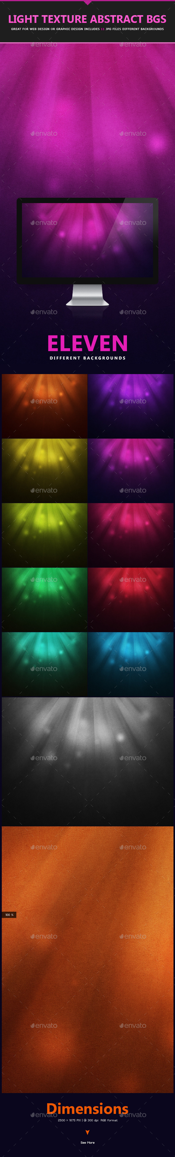 Light texture Abstract Backgrounds