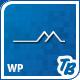 Alyeska Отзывчивый WordPress Theme - Корпоративный бизнес