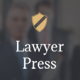 LawyerPress - Lawyers & Attorneys WordPress Theme - ThemeForest Item for Sale