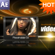 Glam After effects project - VideoHive Item for Sale