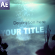 Tropical Underwater Title After Effects Project