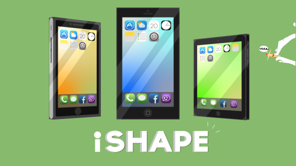 Download iShape ( no plugins 3D Phones & Pad ) nulled download