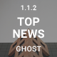 Urban - Ghost Theme - ThemeForest Item for Sale