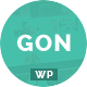 Gon | Responsive Multi-Purpose WordPress Theme