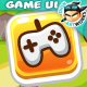 Cartoon Game Ui Pack 06