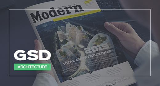 Architectural Magazine Templates