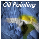 Oil Painting Action