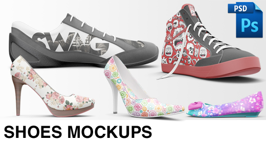Shoes Mockups