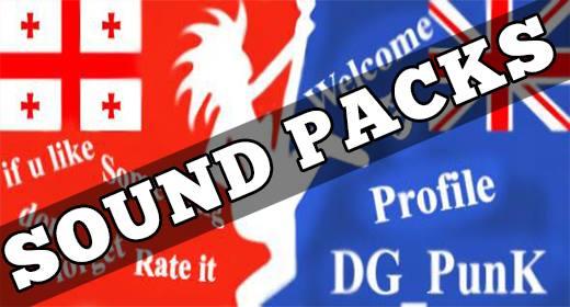 Sound Packs